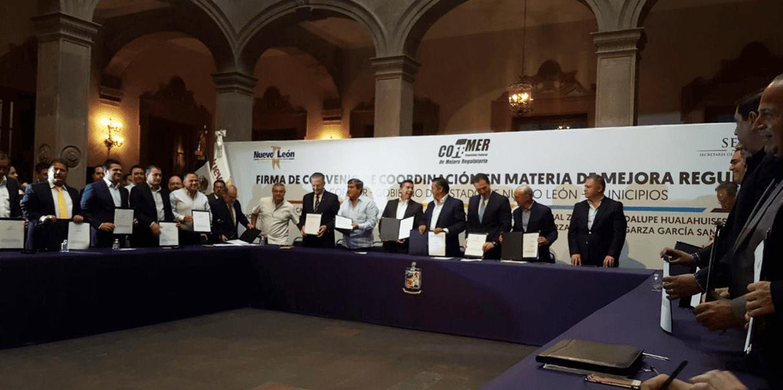 Convenio de Coordinación en Materia de Mejora Regulatoria